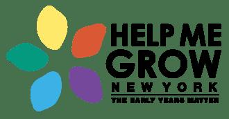 Help Me Grow NY Logo